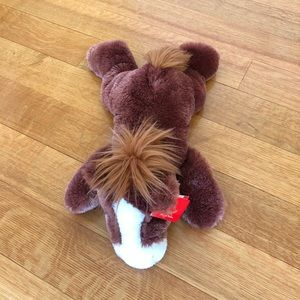Aurora plush horse toy
